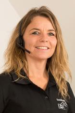 Heidi - receptionist
