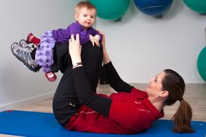 Sundhedshusets Fysioterapi - Efterfødselstræning